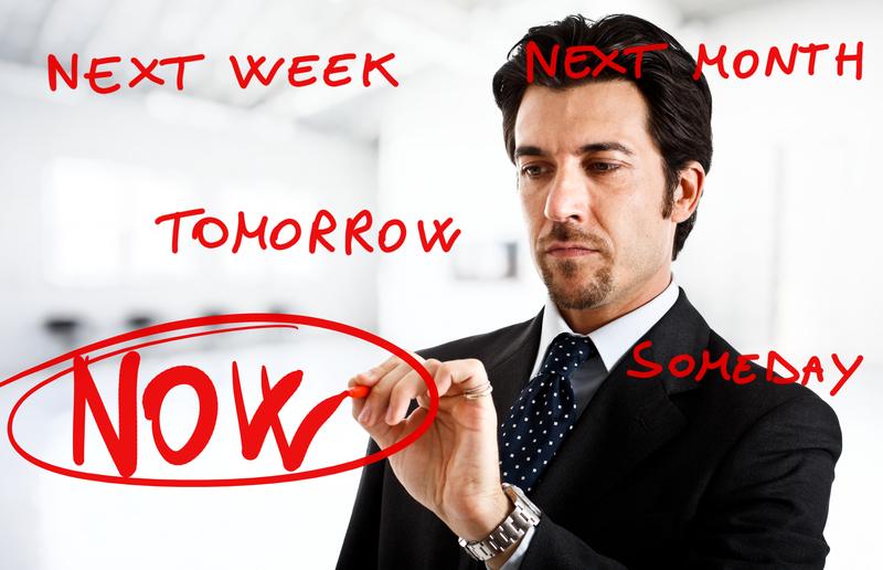 Minimising Procrastination