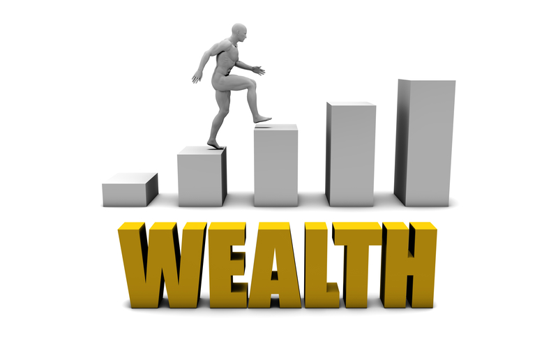 Increase your Wealth in 2 Simple Steps